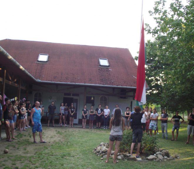 Kiskunmajsai Ifjúsági Táborunk megnyitotta kapuit – 2018, első nap